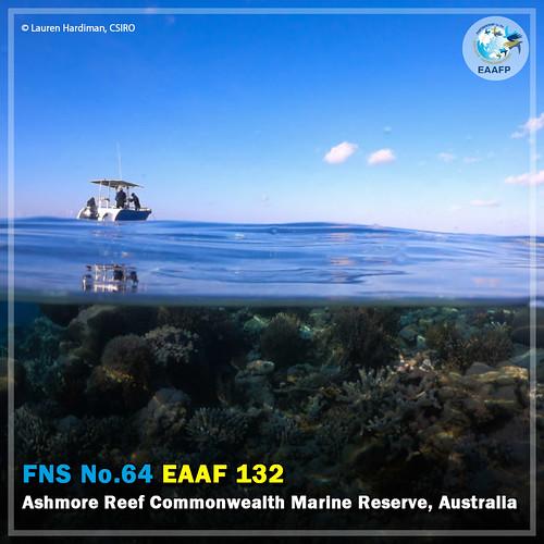 EAAF132 (Ashmore Reef) Card News