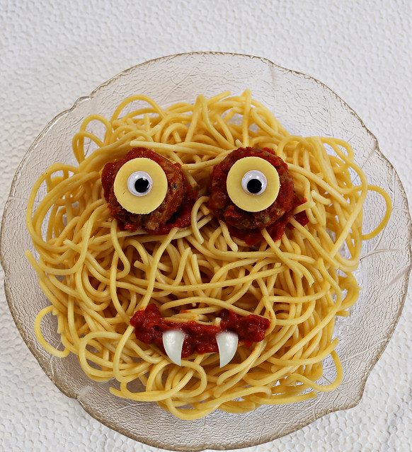 2020 Sydney: Spooky Spaghetti