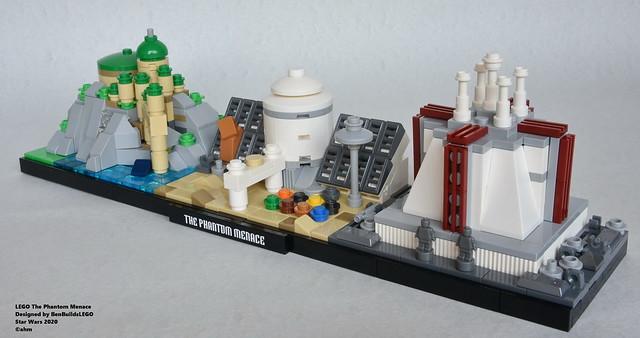 Star Wars LEGO The Phantom Menace