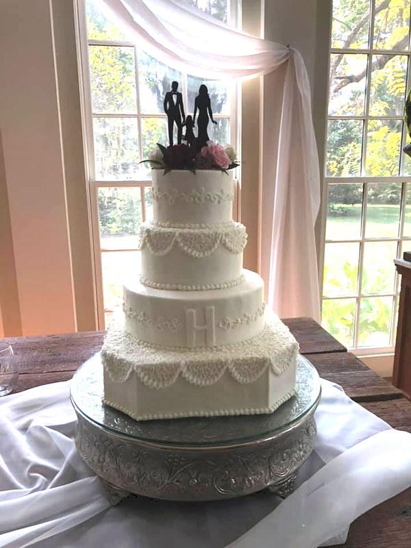 Cake by McKinney Cakes