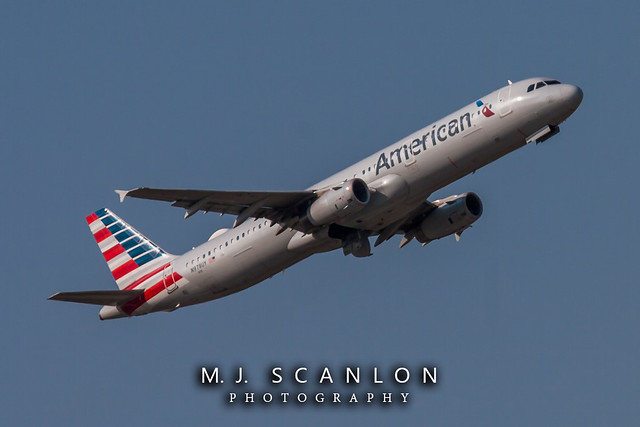 N978UY American Airlines | Airbus A321-231 | Memphis International Airport
