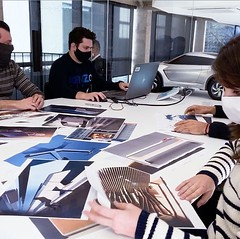 Nissan Design Latin America (aka 'The Box') is diversifying its design offerings to cater to non-automotive clients. Video and story on formtrends.com #nissan #latinamerica #ndla #designstudio #consultancy #formtrends #industrialdesign #nissandesign #theb