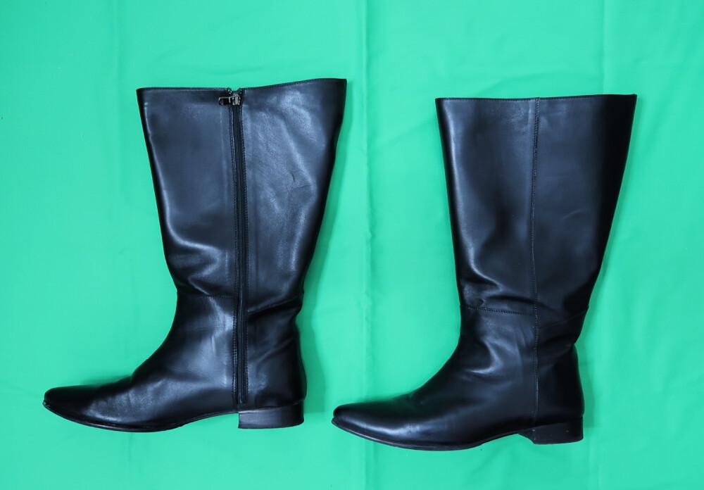 Stivali realizzati su misura, outfit curvy taglie forti (1)