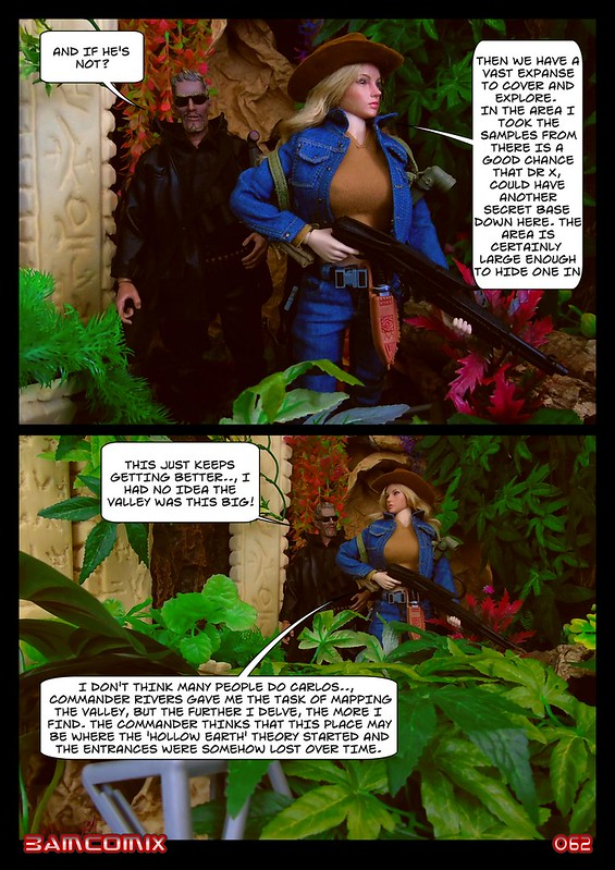 BAMComix Presents - Agent Down - Chapter Four -  Hitting the trail  50505178313_c456d836b9_c
