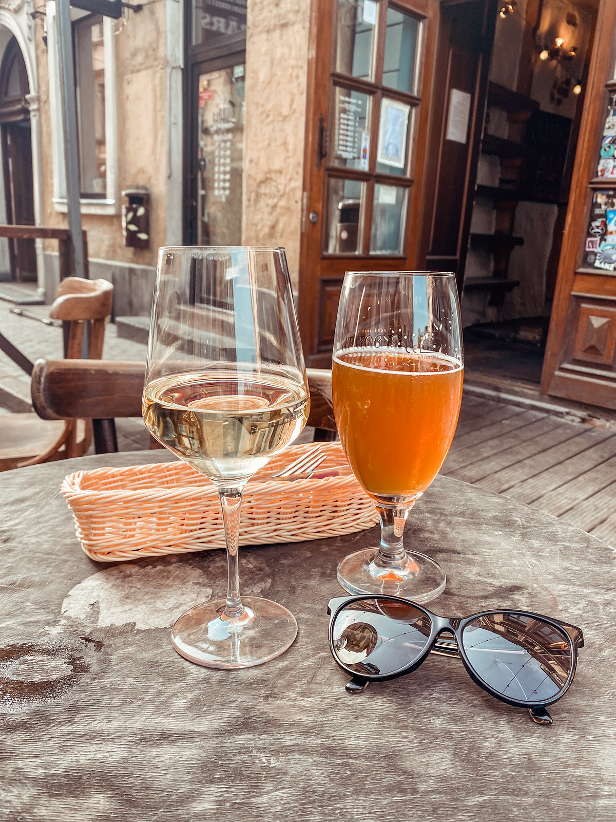 Easy Wine and Easy Beer Riga