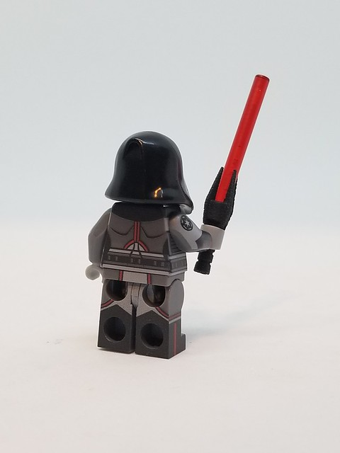 Star Wars Grand Sith Inquisitor Back (Machine Printed)