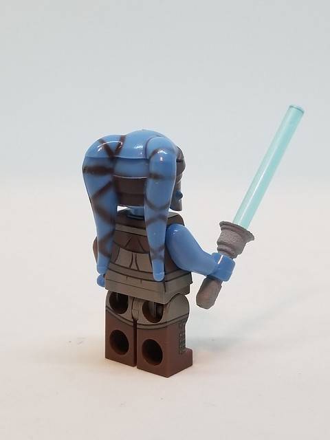 Star Wars Aala Secura Back (Machine Printed)