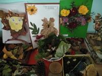 """Выставка поделок """"Осенние фантазии"""""""