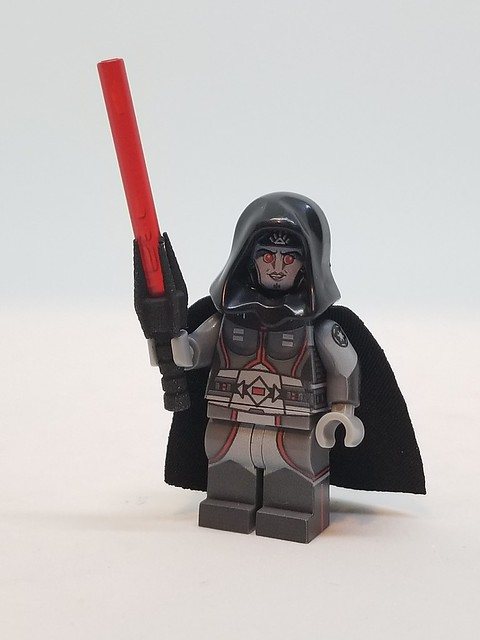Star Wars Grand Sith Inquisitor Front (Machine Printed)