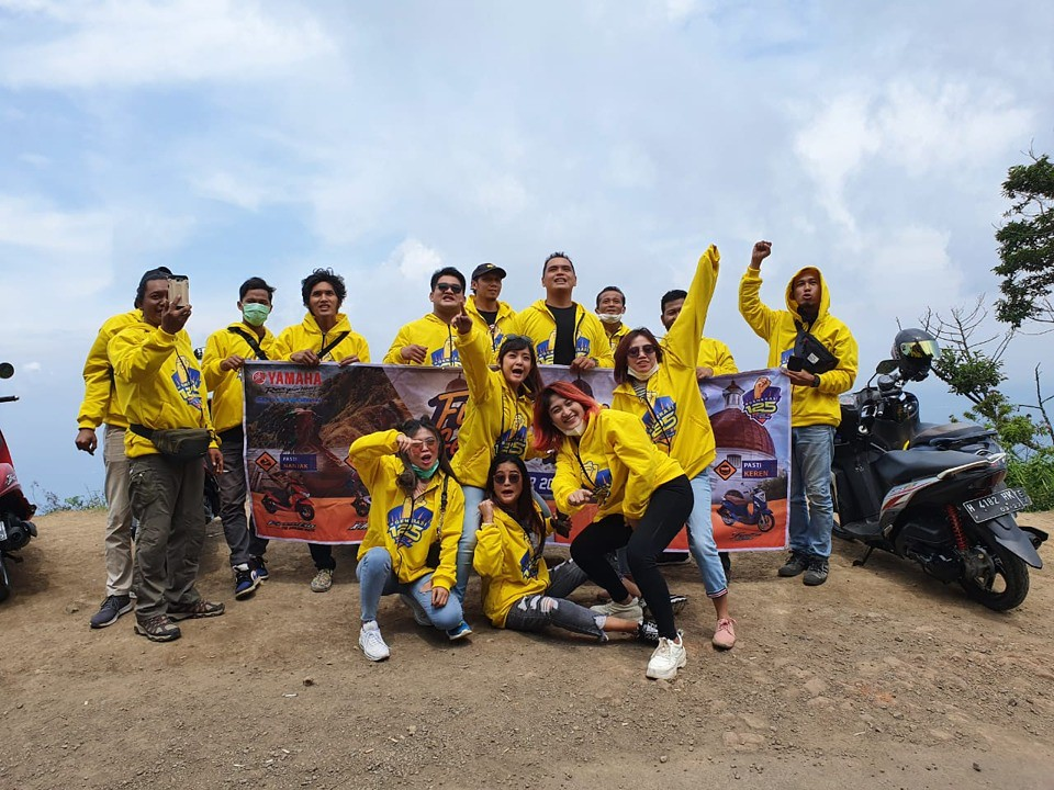 Touring Generasi 125 ke Puncak Gunung Telomoyo