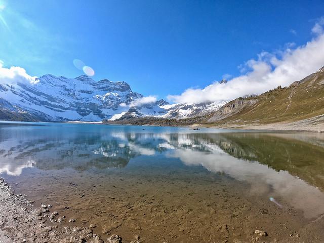 Wandern Valais (Lac Salanfe & Tanay) 2020