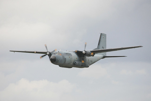R55, C-160 Transall Armee de l´Air @ St. Dizier LFSI