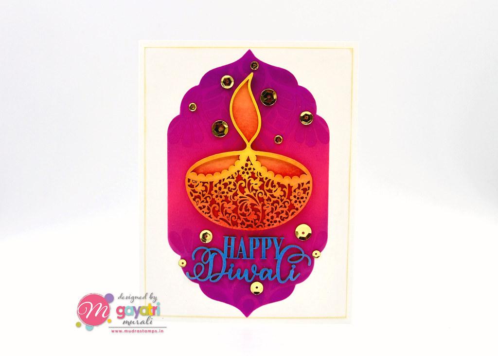 HappyDiwali card