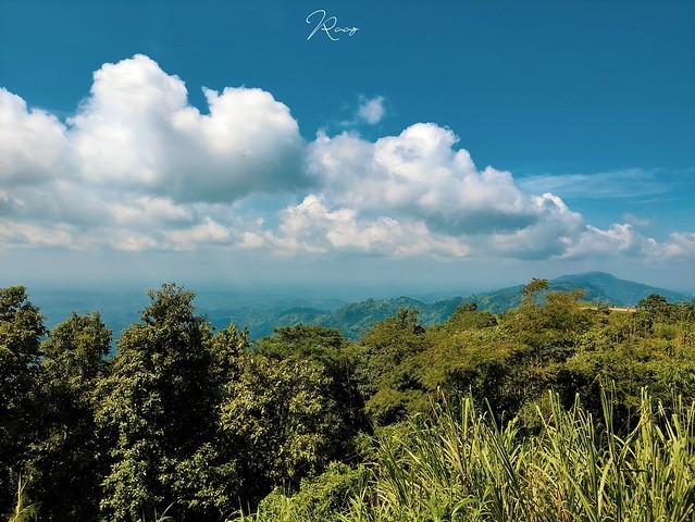 Blue & Cloud