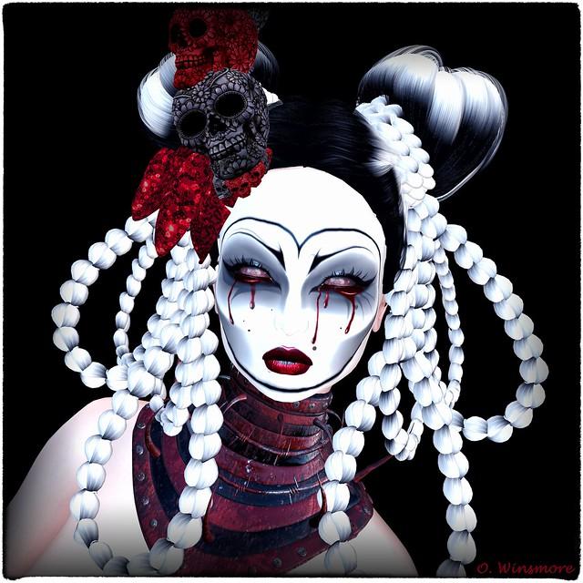 Wearing A Mask…