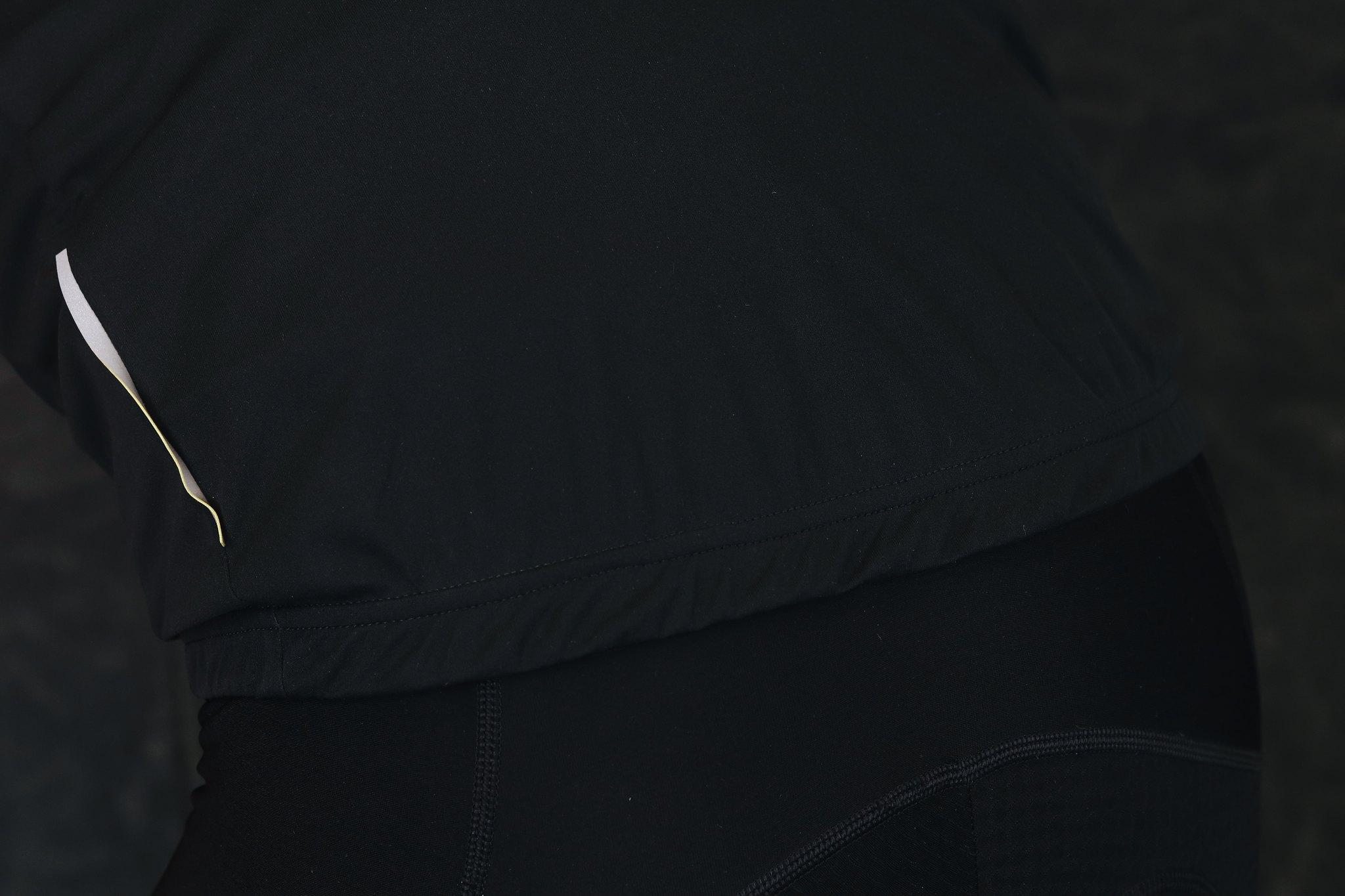 Chaleco Aquazero Negro
