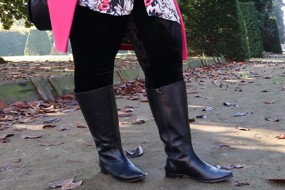 Stivali realizzati su misura, outfit curvy taglie forti (4)
