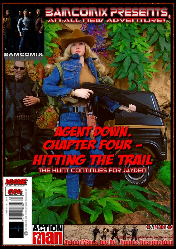 BAMComix Presents - Agent Down - Chapter Four -  Hitting the trail  50505898731_cf33f406d1_c