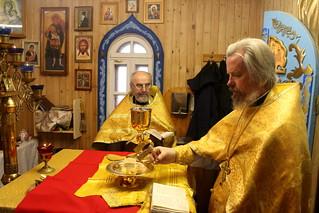 17.10.2020 | Престольный праздник в храме князя Владимира при исправительной колонии №7