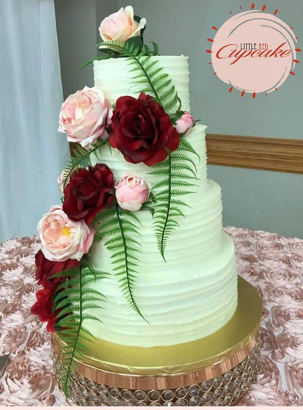 Cake by Little Red Cupcake