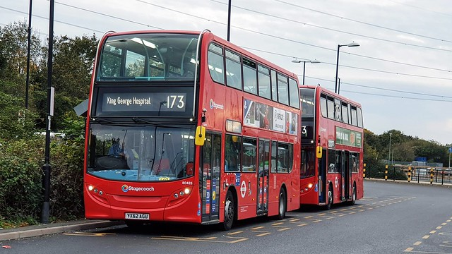 Stagecoach London 80425 - Route 173