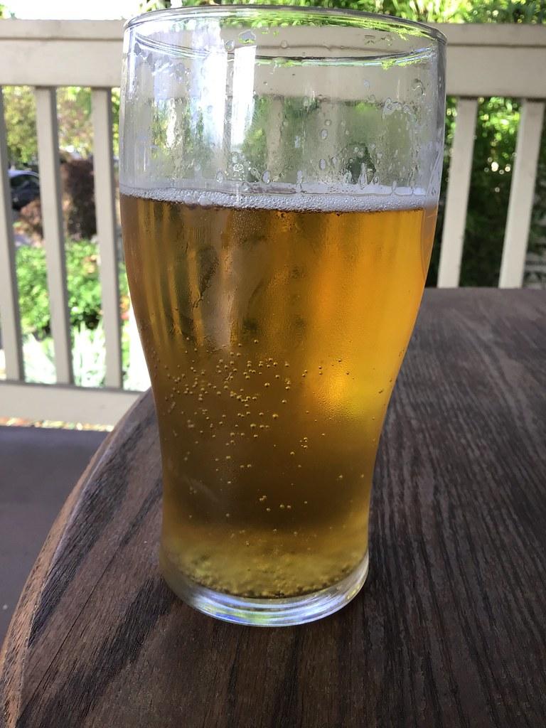 Sunriver Brewing Holy Schmidt! fest lager