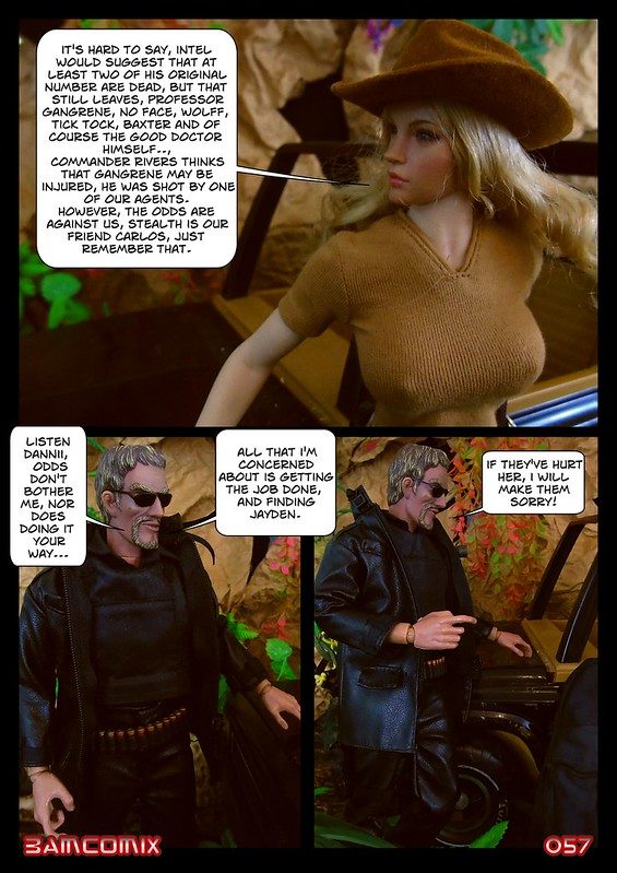 BAMComix Presents - Agent Down - Chapter Four -  Hitting the trail  50506055132_61d29376a3_c
