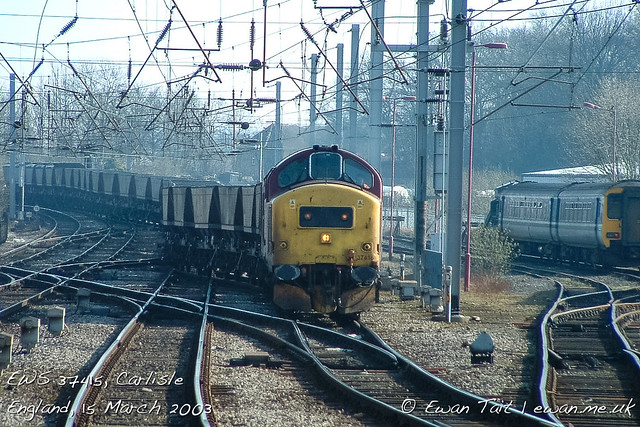 EWS 37415, Carlisle