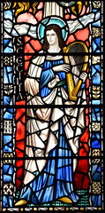 St Cecilia (Powell & Sons)