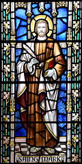St Mark (Powell & Sons)