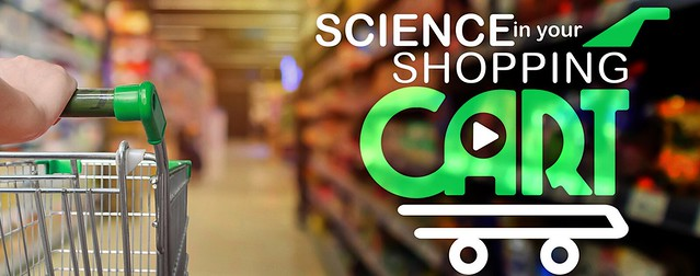 Science in Your Shopping Cart banner
