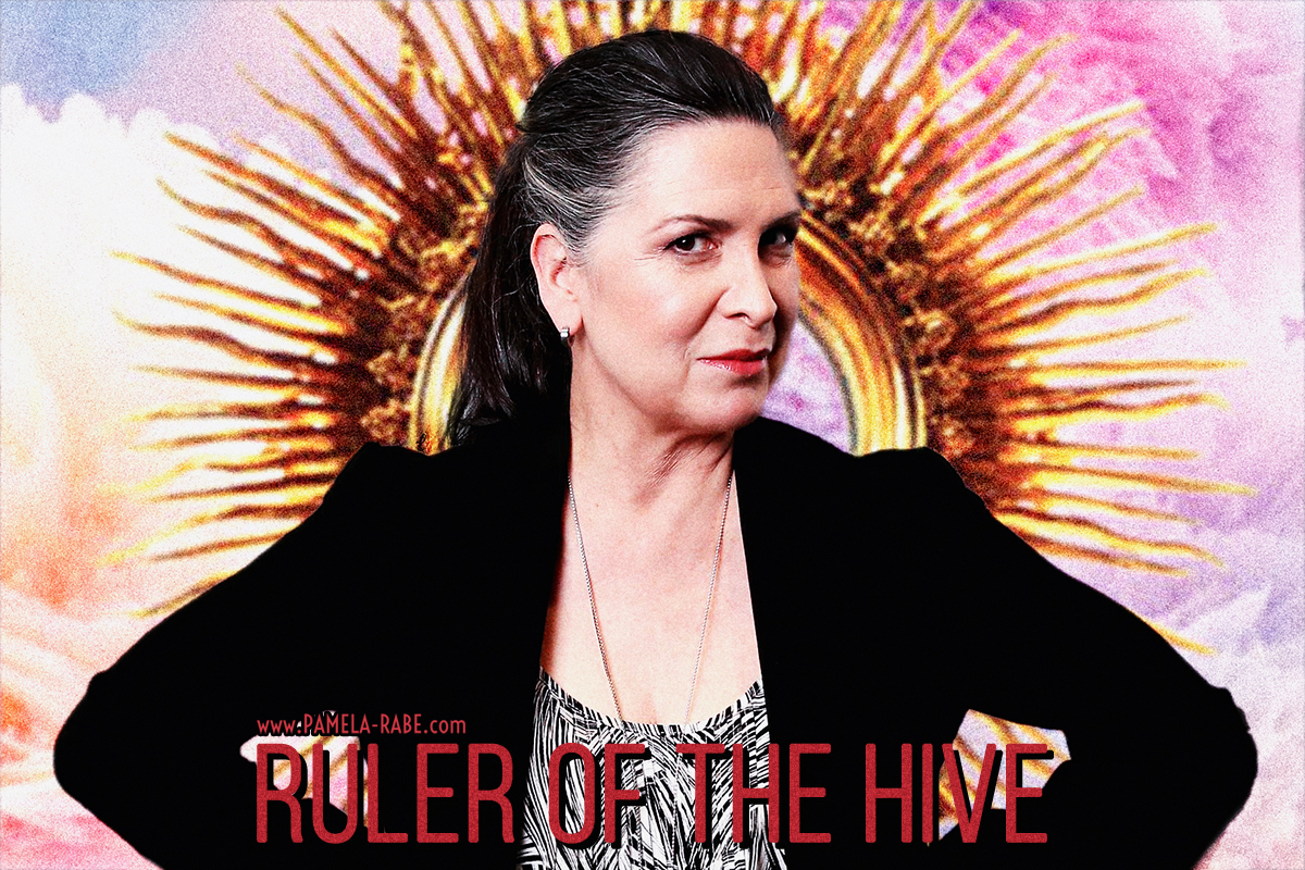 Pamela Rabe in Melody Eötvös' Ruler of the Hive