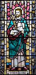St Luke (Powell & Sons)