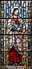 St Matthew (Powell & Sons)