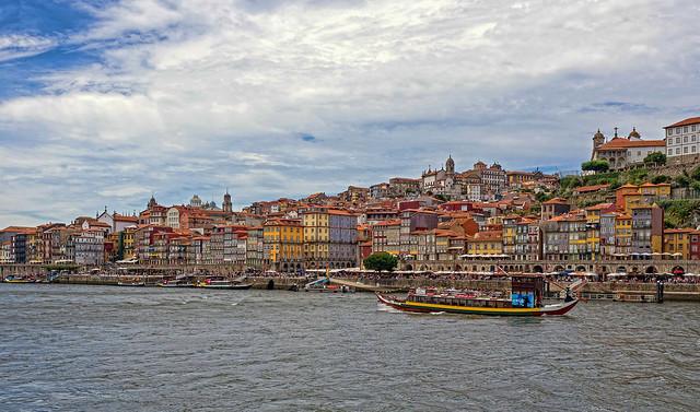 Porto, casco histórico (Portugal)