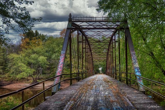 Bolivia Road Bridge, Christian and Sangamon Counties, Illinois