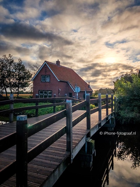 A Little House in the Polder