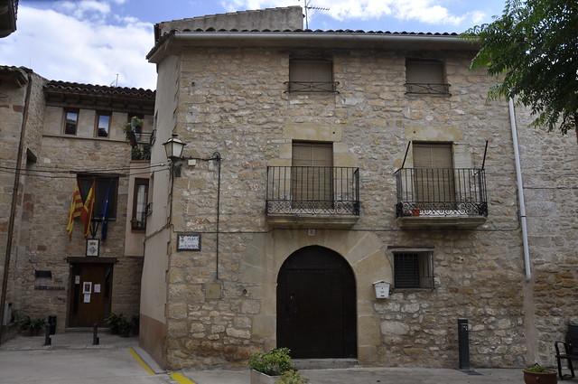 bonito rincón-CRETAS-Aragón