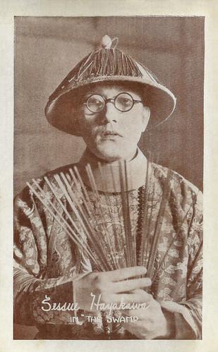 Sessue Hayakawa in The Swamp (1921)