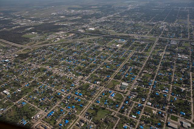 Hurricane Delta Aftermath