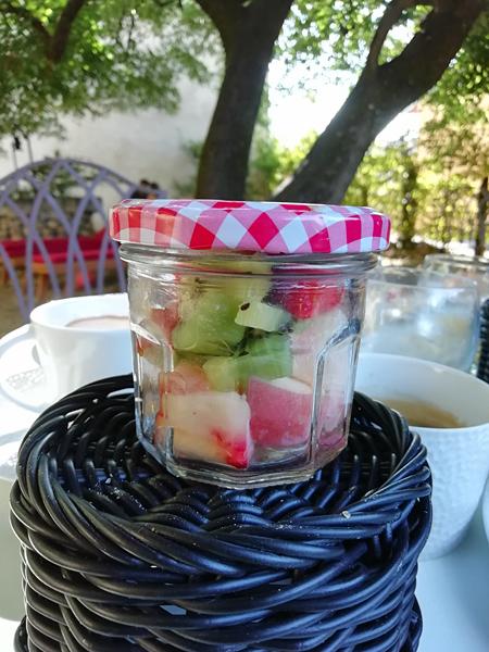 salades de fruitts