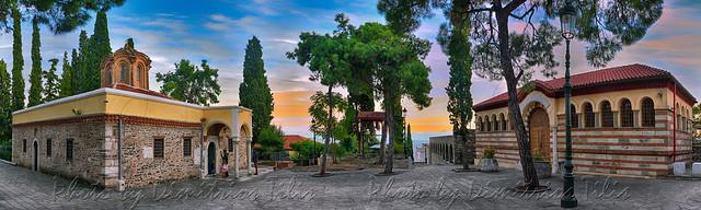 Ιερά Μονή Βλατάδων The Holy Monastery of Vlatades (1351-1371) UNESCO (UWH)