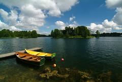 Lithuania (Trakai) 018 Lake
