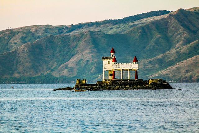 Island Castle (Flickr Explored, October 2020)