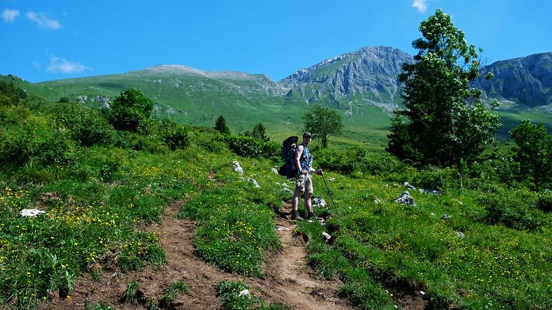 Hike to Mount Krn, Soca Valley, Slovenia