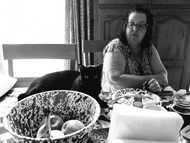 Mom & Gus