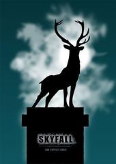 Skyfall - Alternative Movie Poster