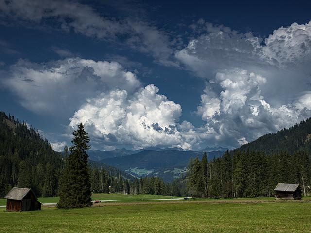 Dolomite Scenes (I)