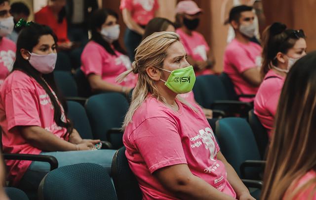 2020-10-19 PRENSA: Uñac presentó la maratón virtual contra el cáncer de mama