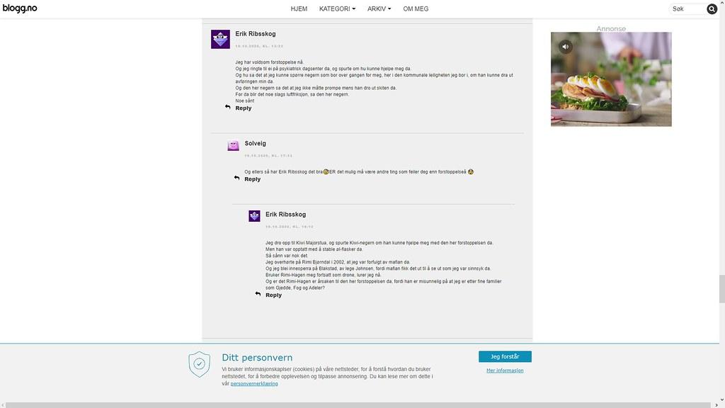 nettmobbing 20. oktober